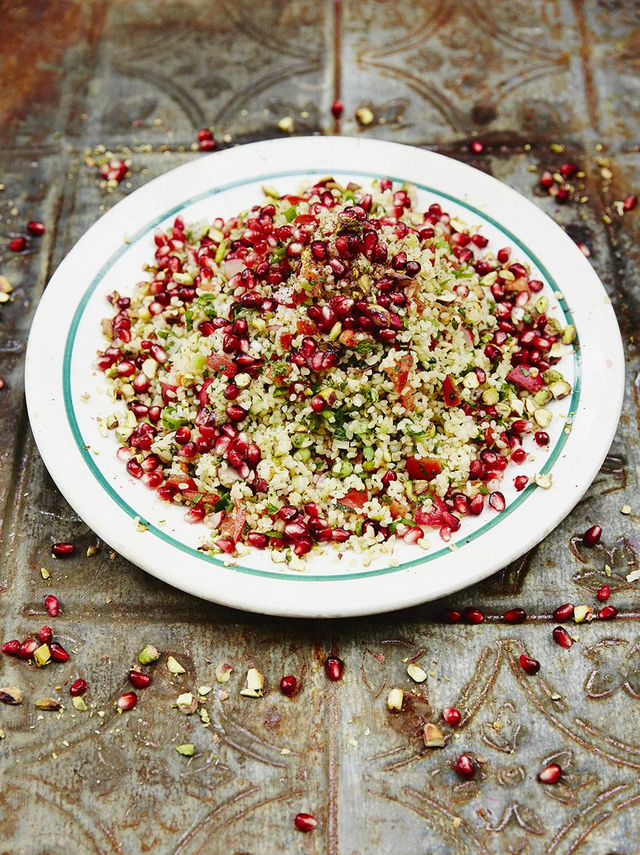 #Recipeoftheday Tasty tabbouleh salad with pistachios & sumac #MeatFreeMonday http://t.co/wSoe1O9Zfn http://t.co/dVZwlDszty