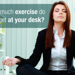 Tell us how you stay fit at work and share tips or routines you follow during the day! #HealthyLiving #Fitness