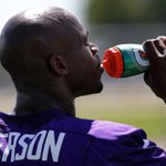 2,000 yards in '15?? Nah.  @AdrianPeterson's goal is FAR above that: http://t.co/CyyhD495t7