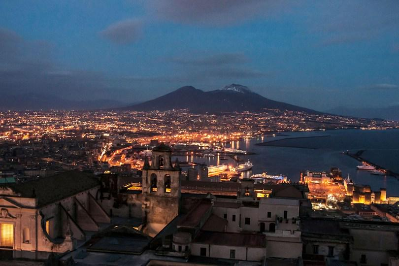 Naples is gritty, intoxicating, sexy and darkly romantic – and much more than a stopover