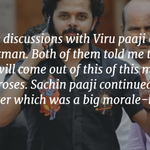 RT @Sportskeeda: Another extract from @sreesanth36 interiview..  Read it here: http://t.co/9KJ6n9A7r6 http://t.co/aEB3yfKjVW