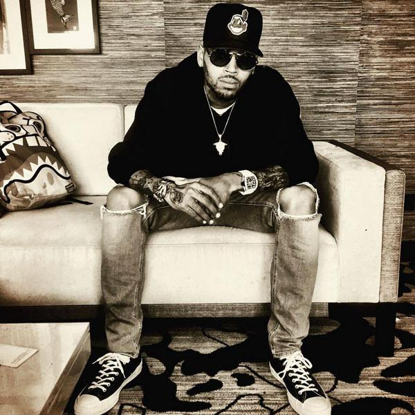Chris Brown is home free! The rapper leaves Manilla after a lengthy travel holdover: