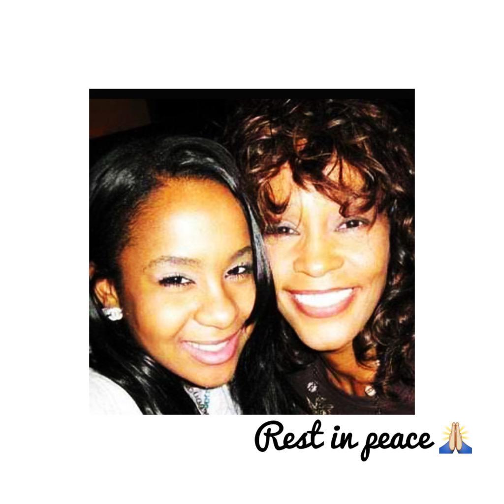 Such a sad ending... #BobbiKristina
