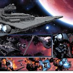 THESE STAR WARS COMIC PAGES BY STUART IMMONEN AND @JPonsor ARE DELICIOUSSSSS