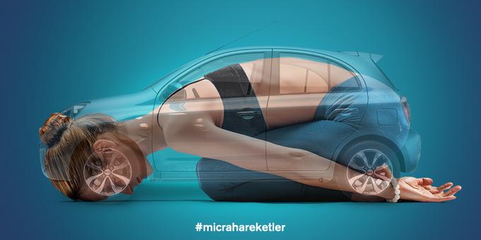 Şehrin esnek hali Nissan Micra, herkesin manevra kabiliyetini yükseltmeye geliyor. Takipte kalın! #micrahareketler http://t.co/eNVEQm1Bg4
