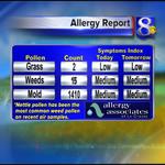 Mondays #ALLERGY REPORT via @LaCrosseAllergy #wiwx #mnwx #iawx #achoo #mold #weeds http://t.co/sMv8RoGanX