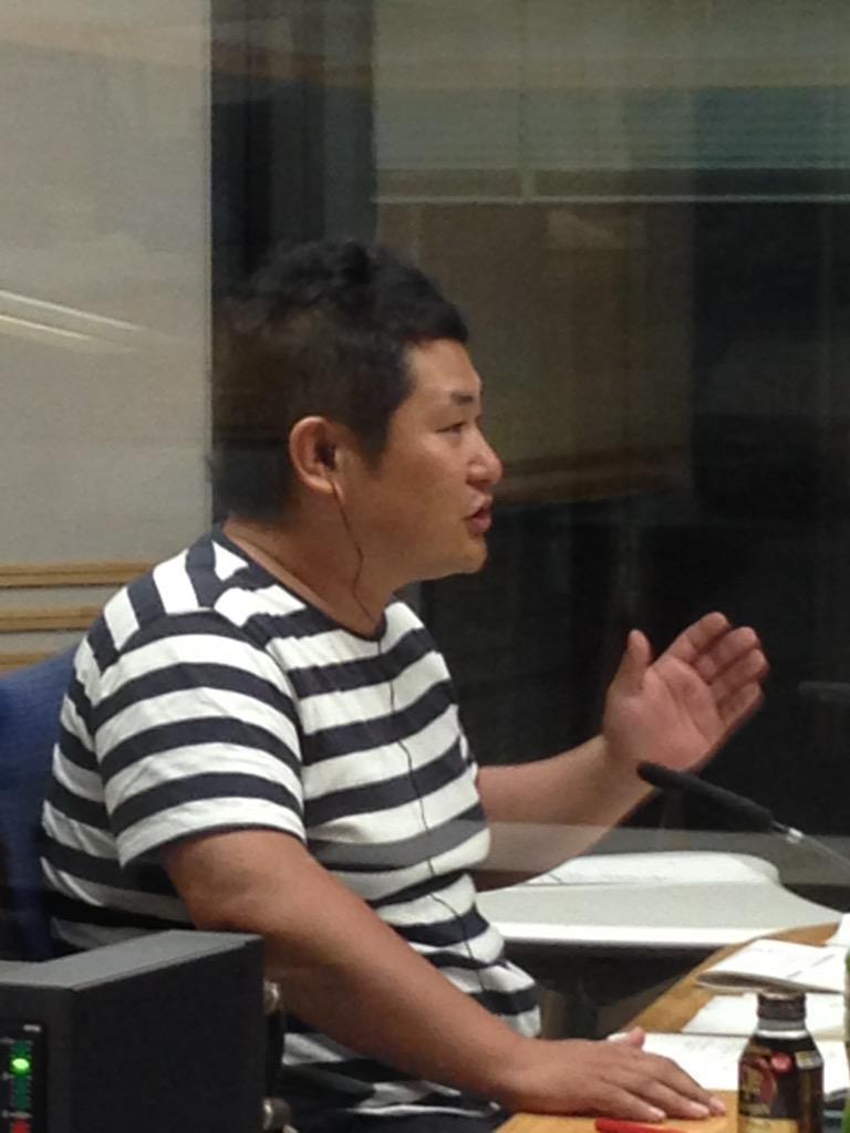 菊池風磨クンにコント指導している男 #reco1134 http://t.co/4DBtbFgwz9