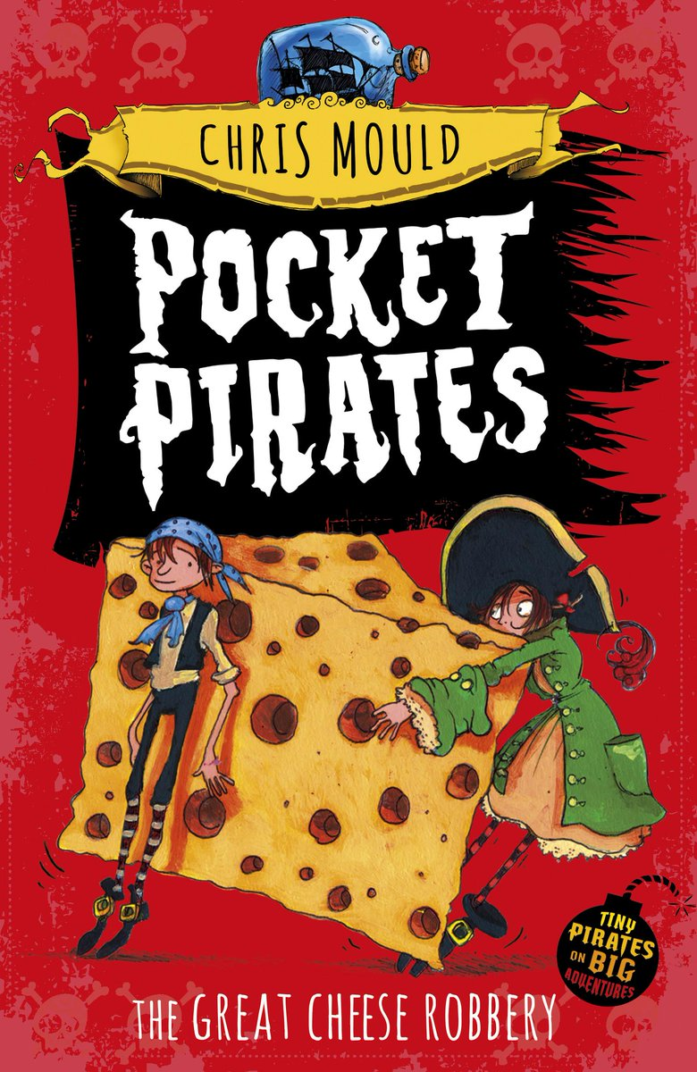Eeeek, pub day competition! RT to win #PocketPirates on the very day it sails into bookshops. UKonly! @chrismouldink http://t.co/bEhAnroOTb
