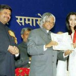 RT @iSHREYAing: @shreyaghoshal The one who presented you your very first NATIONAL AWARD -