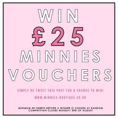 Competition Time! Re tweet this post for a chance to win £25 Minnies Vouchers! http://t.co/2JiFlBf7Dj