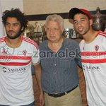 رسمياً: الزمالك يضُم اللاعبان محمد سالم وشريف علاء. http://t.co/SGqNVVUhG4