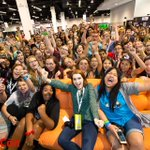 Big thanks to the @Vidcon team for an amazing weekend. Glad the digital world just keeps getting bigger and bigger!