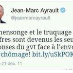 Hausse du Chômage : Et cest Un Socialiste qui vous le dit... http://t.co/uUKqllx6PU