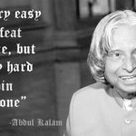 RT @Amr1ta: #RIPKalam - What an inspiration you were & what an inspiration you will continue to be. #quote #APJAbdulKalam http://t.co/mSB6z…