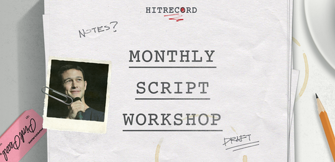 Anyone can give the #MonthlyScriptWorkshop a try & work on the second draft of this script - http://t.co/uliA9LetJY http://t.co/QQYcNBCfEv