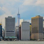 Downtown Manhattan - view from New York Water Taxi #NYC http://t.co/NUXLoIuNeq