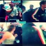 """Aunque Televisa lo negó, aquí están las imágenes del puñetazo de """"El piojo"""" a Martinoli. http://t.co/C4kqJIQf2q"""