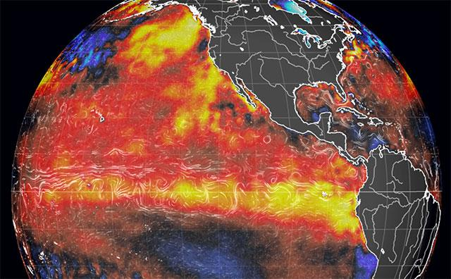 'Godzilla El Niño' Now Being Called 'Strongest In Recorded History' http://t.co/CcHK9gdD8t http://t.co/bC5Ys1MCJW