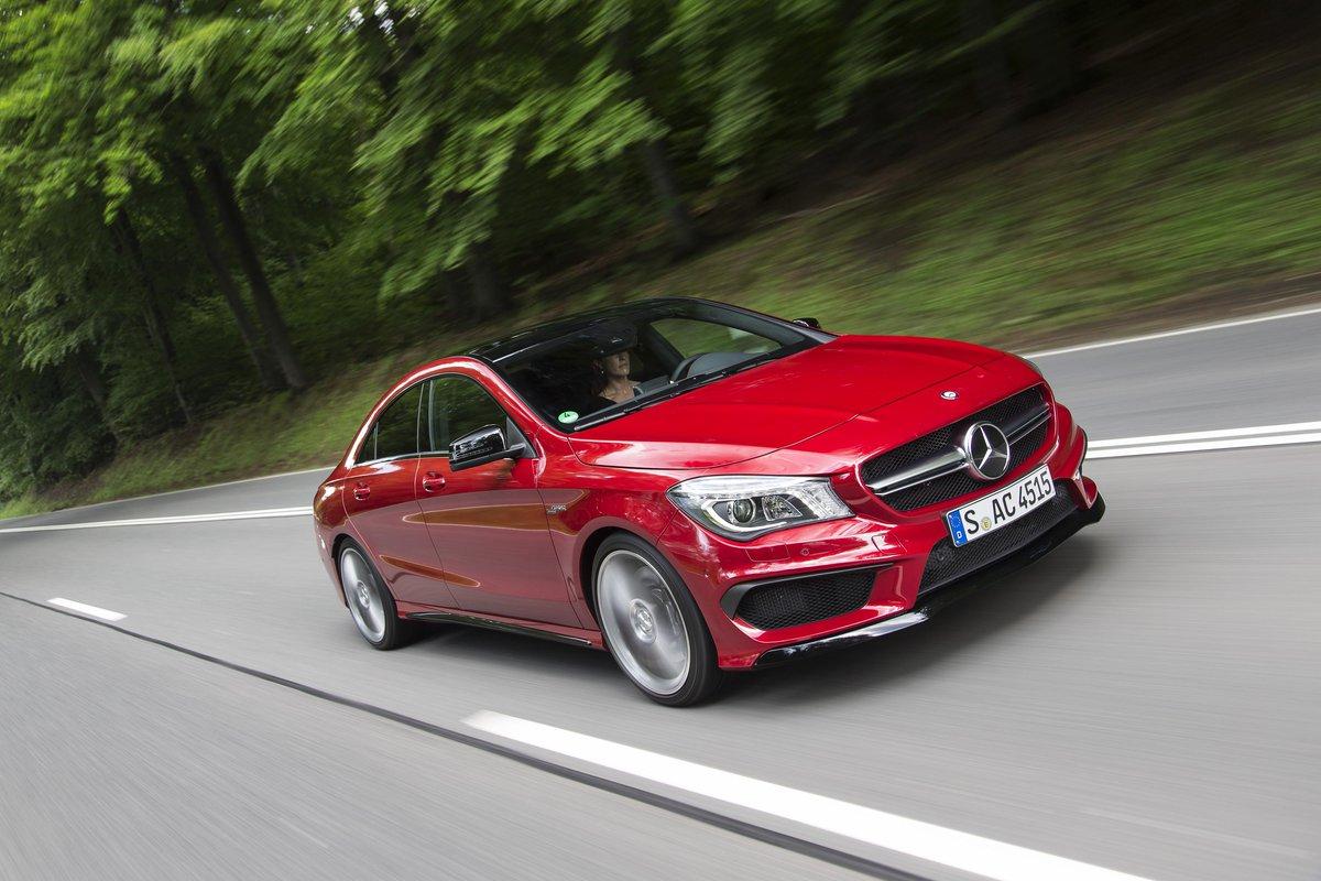 Mercedes-AMG inyecta 21 CV a los CLA 45, CLA 45 Shooting Brake y GLA 45 http://t.co/pOgKBWTJr3 @MbenzEspana @eruizgi http://t.co/t3vyz7OX2t