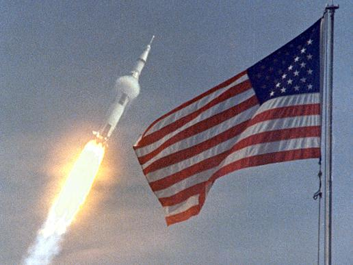Today in 1969: #Apollo11 launched on first mission to land humans on the Moon: http://t.co/vmbOhJYbyv http://t.co/cq024uGjRZ