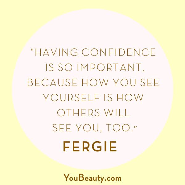 RT @YouBeauty: Some fergalicious advice from @Fergie https://t.co/9OgXZEdX7P