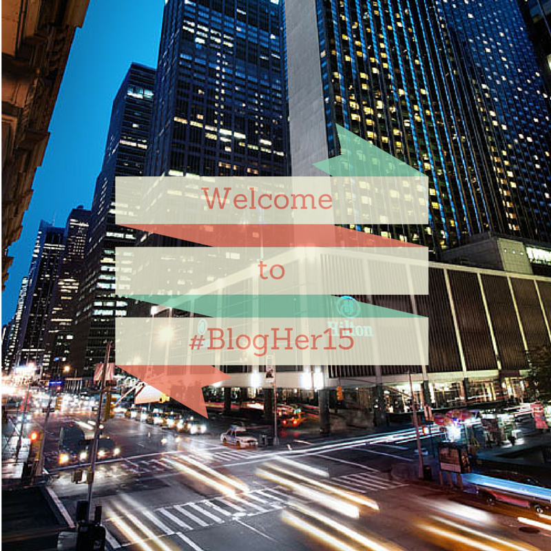 Today is the big day. #BlogHer15 officially kicks off and we're so excited to welcome all attendees! @BlogHerEvents http://t.co/G2zKR6O1Vf