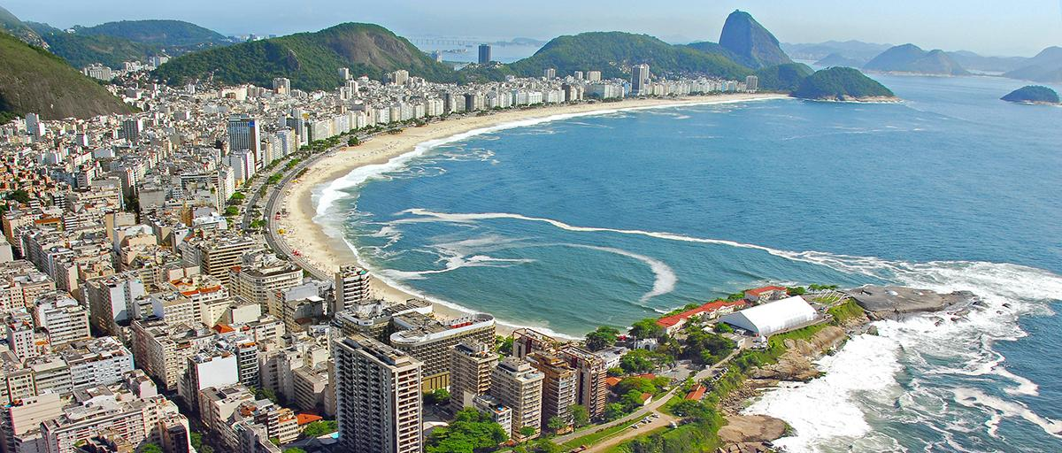 Fly with Air France from Aberdeen to Rio via Paris from only £499 return!  T&Cs apply.