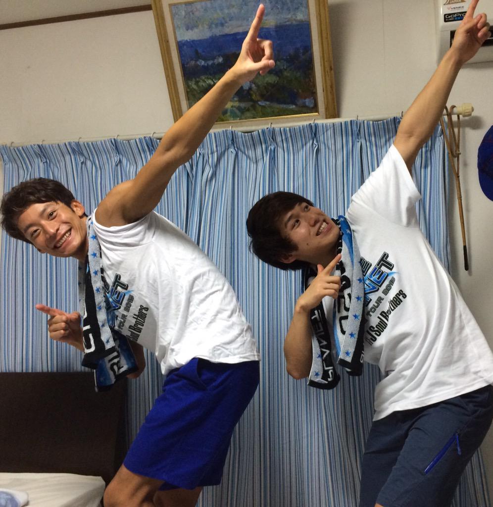三代目J Soul Brothers!! 昨日行かせていただきました!! カッコよすぎました… めっちゃパワーいただきました!! http://t.co/HiIHgFZMdI