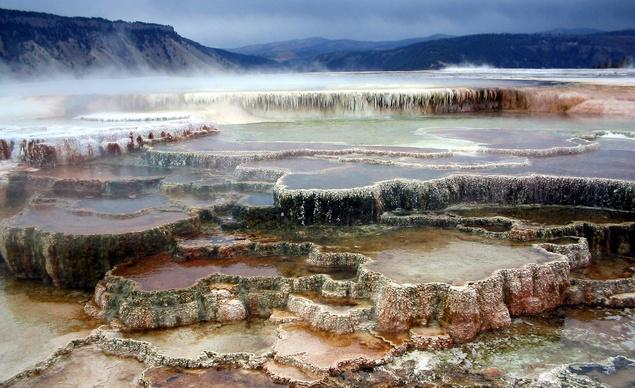 Yellowstone National Park is full of wonder. @NatlParkService @YellowstoneNPS