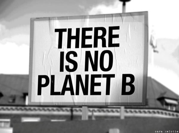 """Waarom wordt het tijd voor meer #duurzaamheid op daken? --> """"Because there is no planet B"""" @ggcAlmere @DeGroeneStad http://t.co/a9NVp8UMXv"""