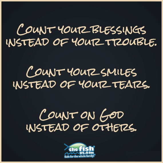 Start counting…this could take a while! #God #blessed #Pray #thefishla http://t.co/afin8WFtCc