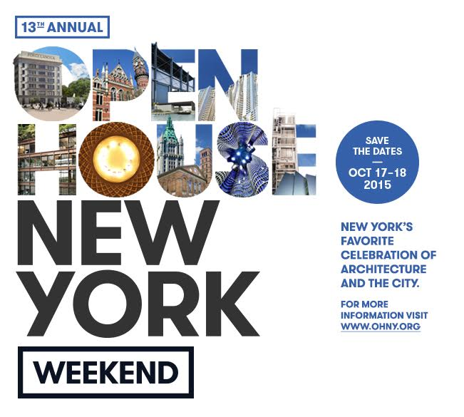 Save the dates! The 2015 #ohnywknd is on October 17 & 18! #newyorkisopen http://t.co/EsRdAxyEk4