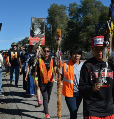 Apache Stronghold in Chicago to meet with Senator Durbin to rally support for Oak Flat - http://t.co/gda1Zbs74E http://t.co/hZlVnb2m5k