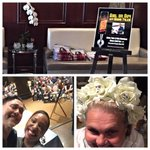 DAY 4 (SAT): @girlonguy fan event @USGrantHotel, lady with storm trooper flower crown, Kevin Durand...
