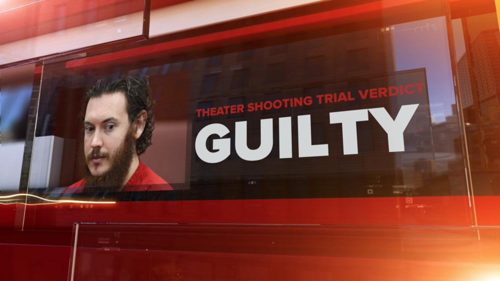 BREAKING: Jury finds James Holmes guilty of murder in the first degree-after deliberation for every victim so far. http://t.co/UFoz3FDZDc