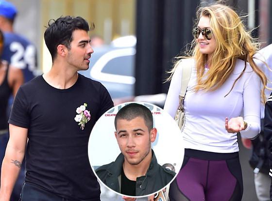 Nick Jonas tells us what he really thinks about his brother Joe Jonas dating Gigi Hadid!