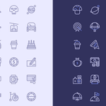 Free download: Birply Icons http://t.co/5OAeAhx90z http://t.co/EV262XpCml