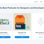 Spec.fm - The Best Podcasts for Designers and Developers http://t.co/lMduff1qij http://t.co/yx9pVtJQW2