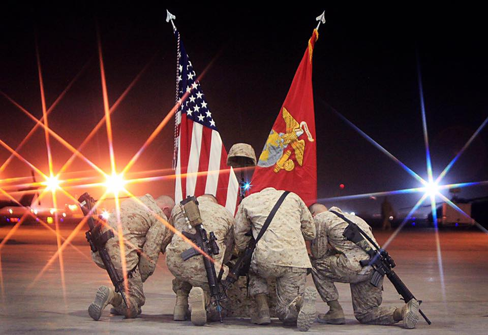 Our thoughts and prayers go out to the families affected by this tragic loss @USMC #Marines in #Chattanooga http://t.co/MMDpLJUaSq