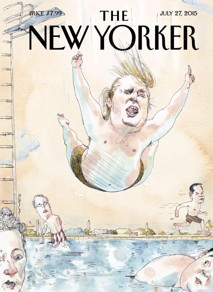 The New Yorker cover scores again  #Trump http://t.co/0gIprSTfgu