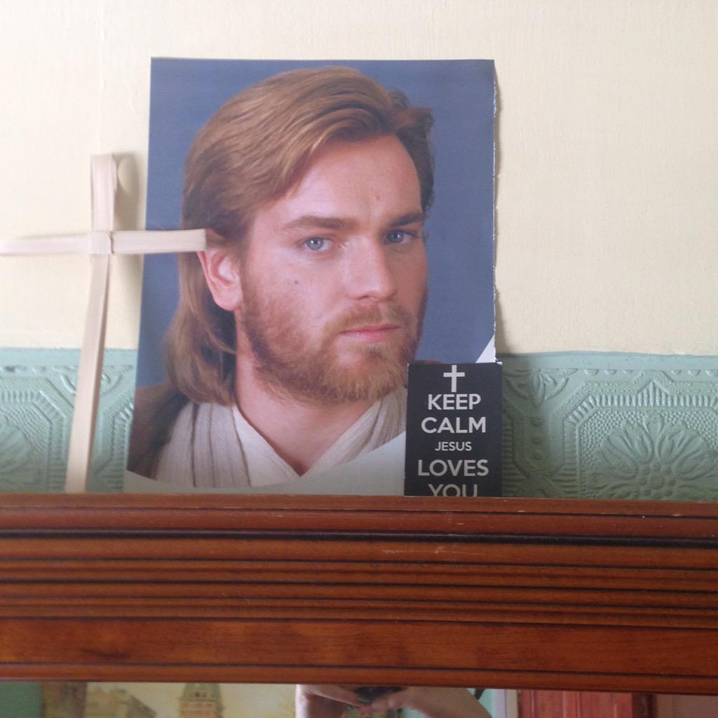 Mm esa no es una foto de Jesus http://t.co/cIuAISvRuq