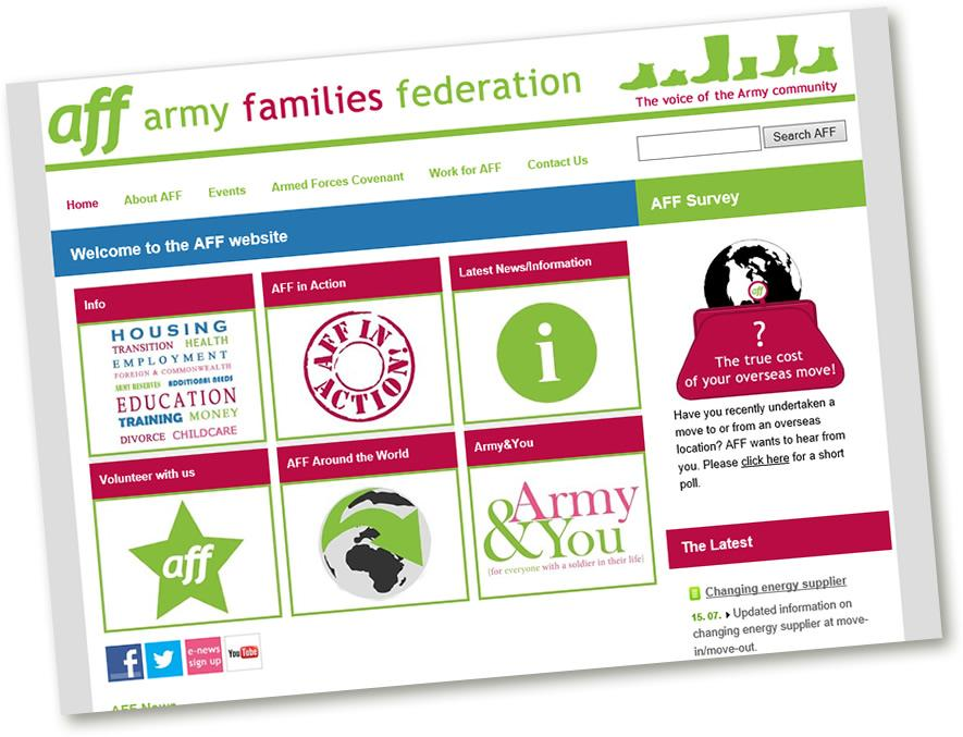Huge amount of info for Army families everywhere at http://t.co/QdaYId2AOI - go surf through this valuable resource! http://t.co/gz4a0JrpT4