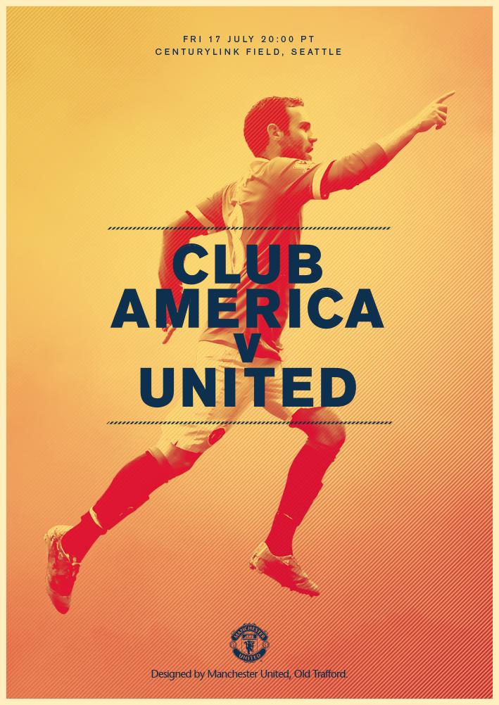 товарищеские матчи (клубы), Америка, Манчестер Юнайтед