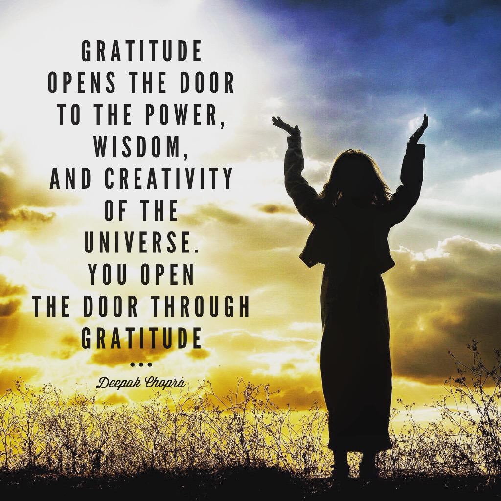 Catch yourself when negative thoughts cross your mind and lovingly shift your focus to something you are grateful for http://t.co/lxqwaZtQfw