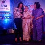Amrita Pandey [VP and Head Marketing & Distribution Studios, Disney India] wins INFOCOM 2015 Woman of the Year Award http://t.co/tF1a3Ic3Cu