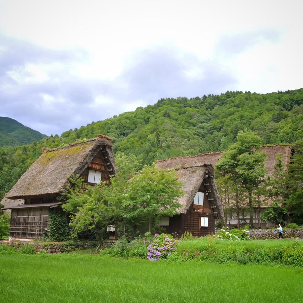 Paseando en un cuento de hadas en #ShirakawaGo #AlpesJaponeses #Japón https://t.co/ut3PGXp1tt http://t.co/ZwBuo4LFS3