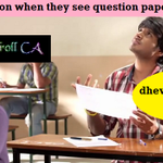 RT @rudra_naiduPsPk: @sundeepkishan  EVERY CA STUDENT REACTION IN EXAMS GOD WHY ME ?? HAHA http://t.co/45D1SopHOX