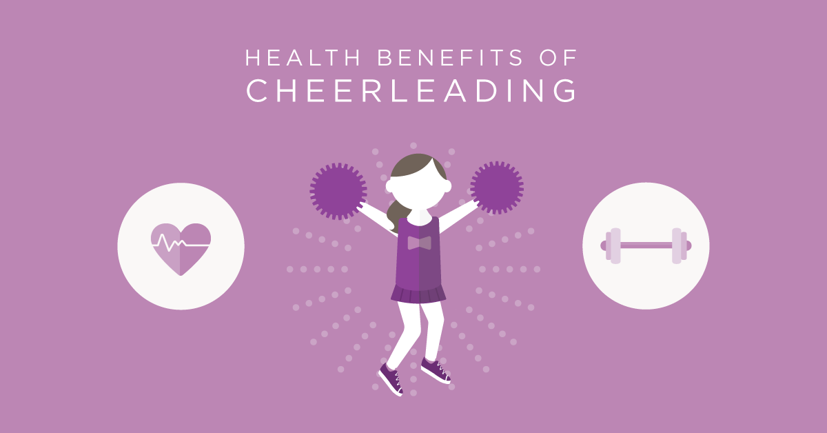 Cheerleading is healthy for more reasons than you think! http://t.co/3SBrHKVwJs #healthyliving http://t.co/yeDZHJvcAp