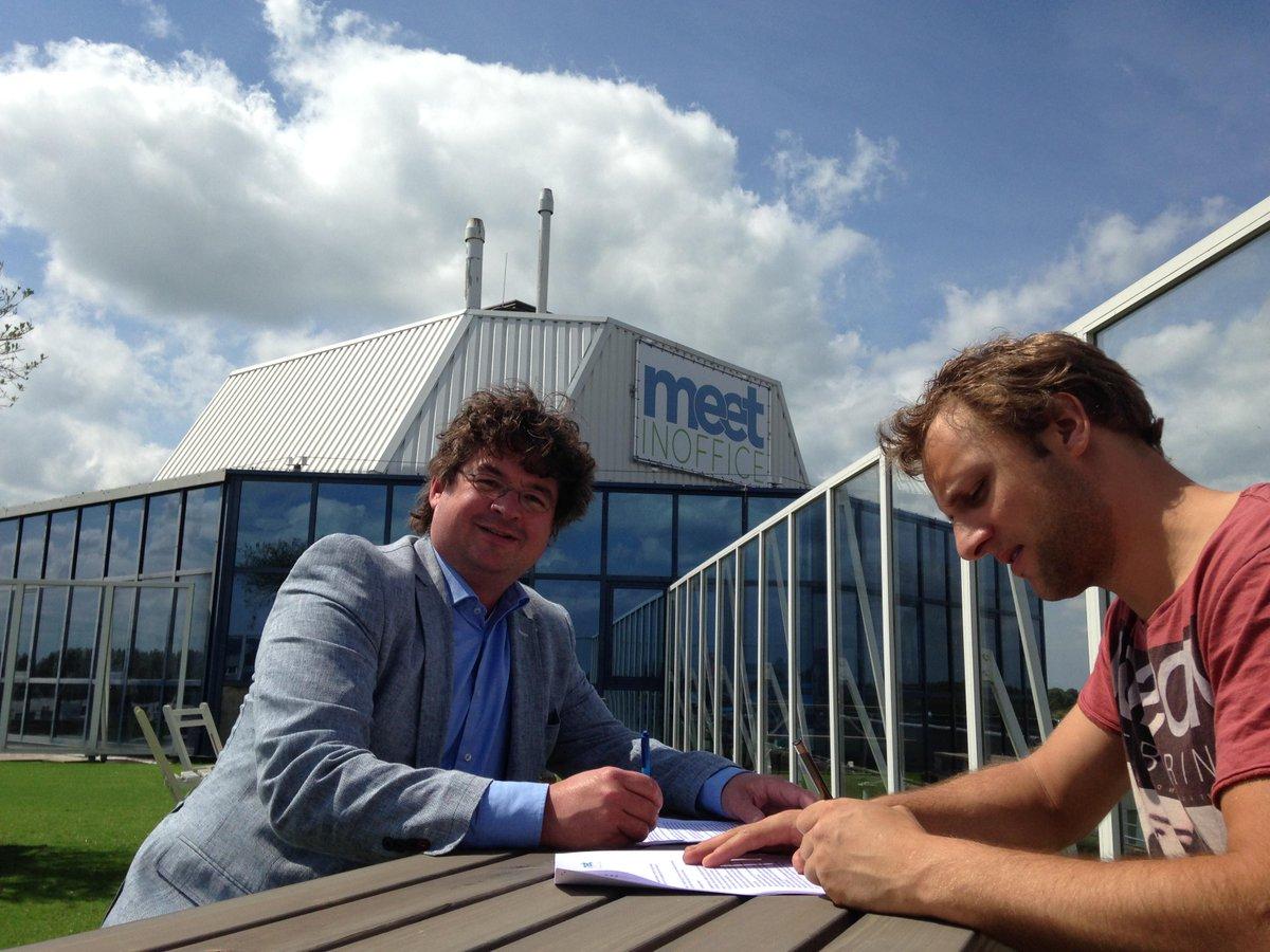 Het is definitief! Budeco gaat intensief samenwerken met @INofficeWoerden en verhuist per 1 sept. naar De Bleek 13! http://t.co/d4TL492e75