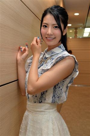 倉持明日香、AKB卒業宣言「スポーツキャスター目指します!」